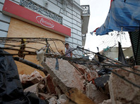 Землетрясение магнитудой 7,5 произошло в мексиканском штате Оахака