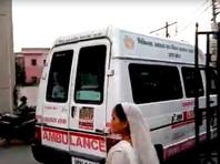 В Индии внедорожник врезался в школу: девять детей погибли