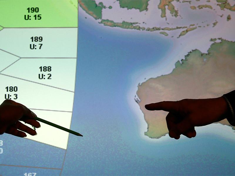 Американское судно, искавшее пропавший малайзийский Boeing, три дня скрывалось от радаров. Возможно, для охоты за сокровищами