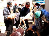 США связали возможное начало военных действий против Сирии с применением Дамаском химоружия