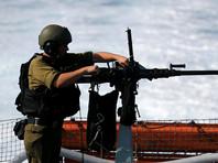 Израильские ВМС обстреляли лодку с палестинскими рыбаками