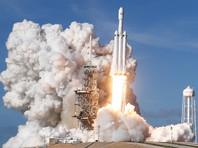 Центральный разгонный блок ракеты Falcon Heavy разбился, рухнув в воду в 100 метрах от плавучей платформой на скорости в 500 км/ч