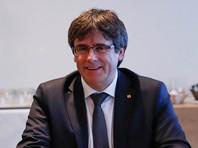 """Пучдемон предложил парламенту Каталонии создать Совет республики и двойное правительство - в Барселоне и """"в изгнании"""""""
