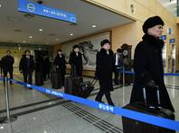 В КНДР устроили пышные проводы артистам, которые выступят на Олимпиаде в Южной Корее