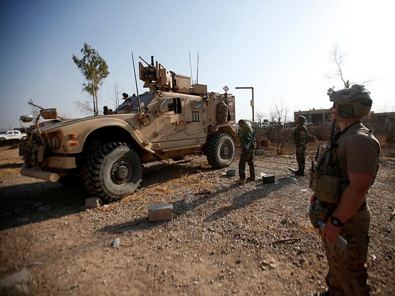 """Соединенные Штаты приступили к выводу своих войск из Ирака после сделанного в конце прошлого года официальным Багдадом заявления об """"окончательной победе"""" в стране над """"Исламским государством""""*, сообщает АР со ссылкой на представителей международной коалиции и власти Ирака"""
