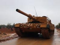 Сторонники Асада попали под огонь турецких военных при попытке прорваться в Африн
