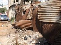 В Мозамбике 17 человек погибли в результате обвала кучи мусора на жилые дома (ФОТО)