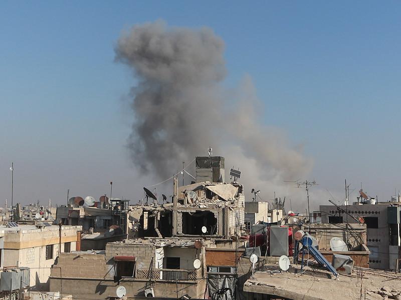 За прошлую неделю, с 5 по 11 февраля, в Сирии было убито и ранено около трехсот человек из частной военной компании, связанной с Кремлем