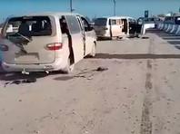 Курды обвинили турков в обстреле гуманитарного конвоя в Сирии (ВИДЕО)