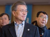 """""""Президент Мун отметил необходимость срочного диалога между КНДР и США с целью фундаментального решения проблем Корейского полуострова и улучшения отношений двух Корей"""", - также отметила администрация"""