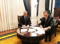 Лидеры Косово и Черногории договорились по демаркации госграницы