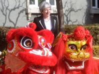 В Китае премьер-министр Великобритании получила кличку Тетушка Мэй