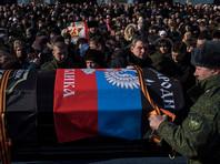 Глава ДНР: за убийствами Гиви и Моторолы стоят одни и те же люди