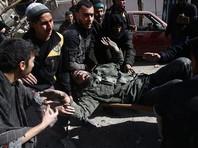 Дамаск назвал актом агрессии удар коалиции США по сирийским войскам. Число жертв превысило 100 человек