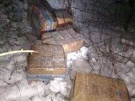 """Украинские пограничники пресекли """"бегство"""" в Россию более 300 килограммов сыра"""