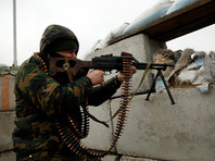 Здание Минобороны ДНР обстреляли из гранатомета (ФОТО)