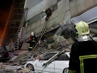 В результате землетрясения на Тайване четыре человека погибли, 145 пропали без вести