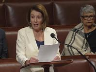Нэнси Пелоси установила рекорд по выступлению в нижней палате конгресса США