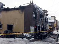 В Японии при пожаре в доме престарелых погибли 11 человек