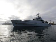 СМИ сообщили об опасном сближении британского корабля с судном ВМФ России у берегов Турции