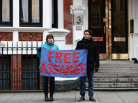 Суд Лондона вновь отказался отменить ордер на арест Ассанжа