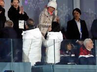Майк Пенс проигнорировал северокорейских чиновников в Пхенчхане