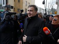 Саакашвили подал иск в киевский суд с требованием признать его выдворение с Украины незаконным