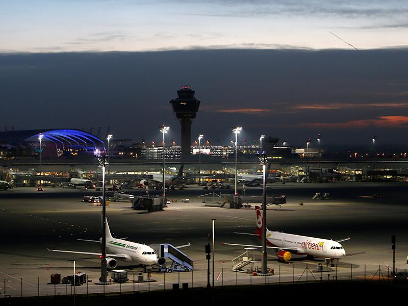 По информации Микерина, россиянина задержали 21 февраля при пересечении границы ФРГ в аэропорту Мюнхена