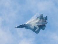 """Израильский спутник """"Эрос"""" заснял пару Су-57 на базе Хмеймим"""