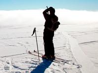 Норвежские полицейские пожурили пьяного лыжника за плохую технику катания по центру города