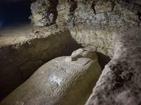 В Египте нашли некрополь с десятками саркофагов
