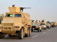 Армия Египта в ходе контртеррористической операции уничтожила 12 экстремистов на севере Синая