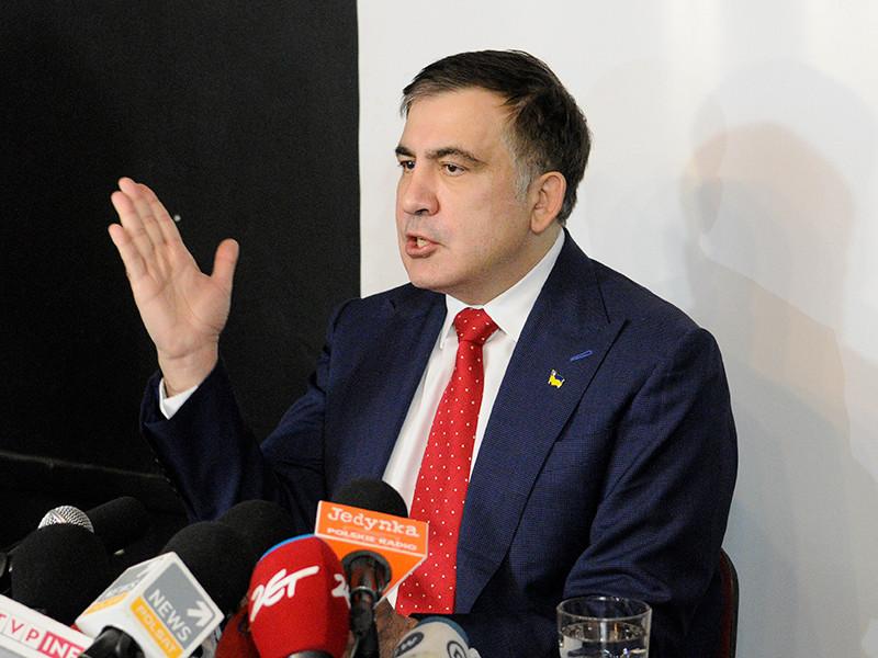 Высланный в Польшу Саакашвили пообещал вернуться на Украину и в Грузию для продолжения борьбы с олигархами