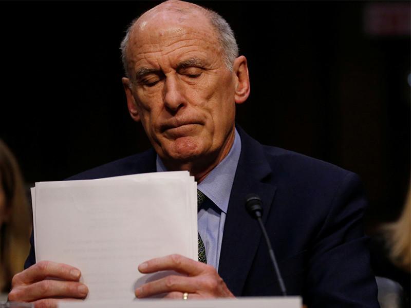 Глава Нацразведки США удивился нежеланию Лаврова признавать факты о вмешательстве России в американские выборы