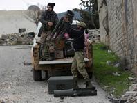 Курдские бойцы и врачи из Африна обвинили Турцию в применении отравляющего газа