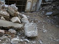 Здание торгпредства России в Дамаске серьезно пострадало от минометного обстрела