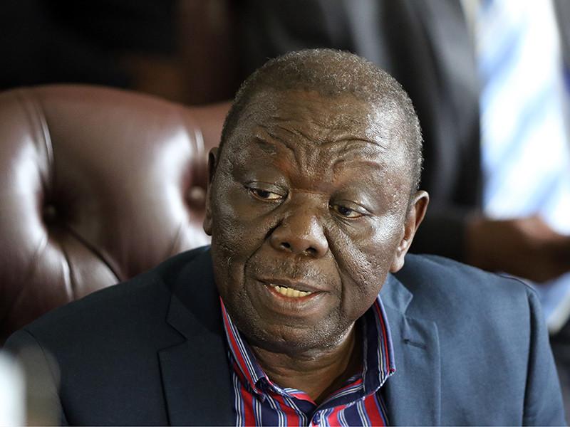"""Глава ведущей оппозиционной партии Зимбабве """"Движение за демократические перемены"""" Морган Тсвангираи умер в ЮАР на 66-м году жизни после долгой борьбы с раком толстой кишки"""