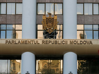 Парламент Молдавии принял декларацию, обвиняющую РФ во вмешательстве во внутренние дела