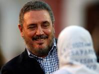 Кубинские СМИ сообщили о самоубийстве сына Фиделя Кастро