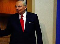 Скончался отец посла США в России Джон Хантсман-старший