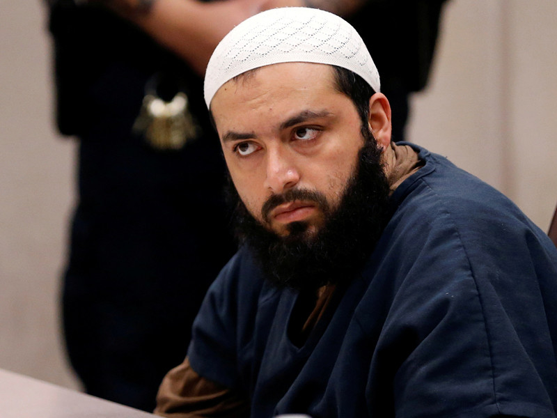 Организатора теракта на Манхэттене, когда пострадали 30 человек, приговорили к пожизненному заключению