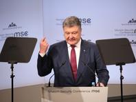 """Порошенко призвал """"дожать"""" Россию для введения миротворцев в Донбасс"""