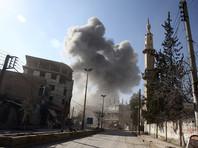 CIT рассказала, какими боеприпасами бомбят Восточную Гуту