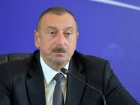 Идущий на новый срок Алиев снова пообещал держать Армению в изоляции