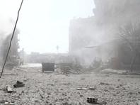 МИД Сирии потребовал от ООН осудить удар коалиции по сторонникам Асада как военное преступление