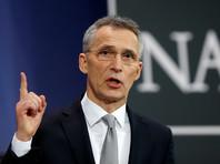 Генсек НАТО обвинил Россию в провоцировании гонки ядерных вооружений в Европе