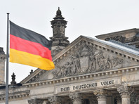"""В немецком правительстве дистанцировались от визита в Крым восьми депутатов региональных парламентов от правопопулистской партии """"Альтернатива для Германии"""""""