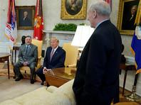 Reuters: Трамп готов уволить Джона Келли за покрывательство подчиненного, обвиненного в бытовом насилии