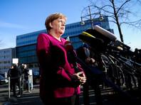 Блок Меркель и СДПГ согласовали коалиционный договор и поделили министерские должности