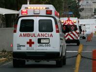 Вертолет с главой МВД и губернатором штата разбился в Мексике